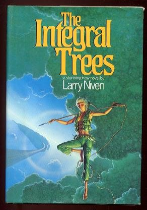 THE INTEGRAL TREES by Larry Niven (1984, Hardcover)