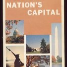 1967 Heritage Cavaliers Guide to THE NATION'S CAPITAL - Washington, D.C.