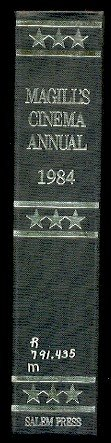 Magill's Cinema Annual 1984: A Survey of 1983 Films (Hardcover)