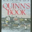 QUINN'S BOOK by William Kennedy (1988, Hardcover)