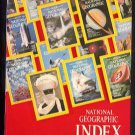 NATIONAL GEOGRAPHIC INDEX, 1947-1983 (1984, Hardcover)