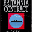 THE BRITANNIA CONTRACT by Paul Mann (1993, Hardcover)