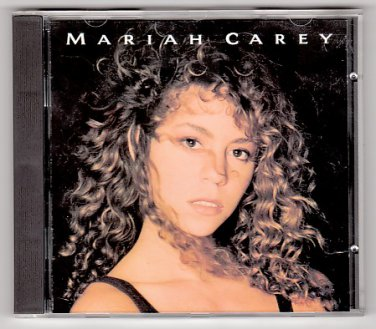 MARIAH CAREY - Mariah Carey - 1990 CD - CBS Records / Columbia (CK 45202)