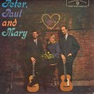 PETER, PAUL & MARY - Peter, Paul and Mary - 1962 LP (Warner Bros. - W1449)