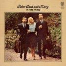 PETER, PAUL & MARY - In The Wind - 1963 LP (Warner Bros. - W1507)