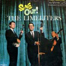 THE LIMELITERS - Sing Out! - 1962 LP (RCA Victor - LPM-2445)