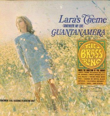 THE BRASS RING - Lara's Theme - 1966 LP (Dunhill - D-50012)