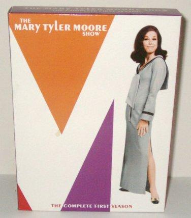 The MARY TYLER MOORE SHOW - Season 1 - 4-DVD Boxed Set