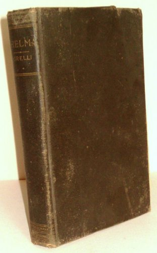 THELMA ~ A Norwegian Princess by Marie Corelli - Late 19th Century edition