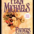 FINDERS KEEPERS by Fern Michaels (1998, Hardcover)