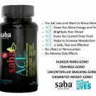 New Saba Ace 30 count Bottle Just Released March 2016