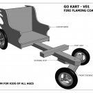 BILLY CART / GO KART V01 - Build With Your Kids ( Building Plans )
