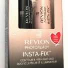 Revlon Photoready Insta-Fix Contour & Highlight Duo 002 Light Pale (EC0895-106)