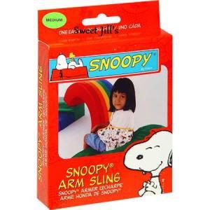 Scott Specialties Snoopy Pediatric Arm Sling Medium 7x15 (EC106)