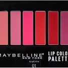 Maybelline Lip Color Palette 01 .14oz (EC1199-109)
