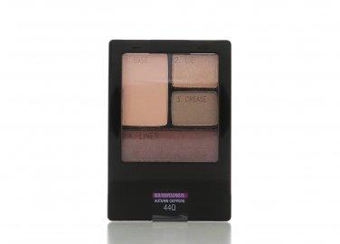 Maybelline Expert Wear Eyeshadow Quad 44Q Autumn Coppers .17oz (EC7490106)