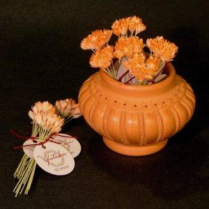 mini handmade flower
