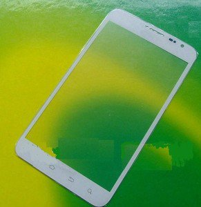 WHITE Front Glass Outer Lens Screen for AT&T Samsung Galaxy Note i717 WITH TOOLS