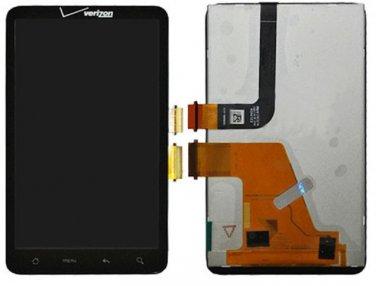 VERIZON LCD Display Touch Digitizer Screen Assembly HTC Thunderbolt 4G BlackTOOL
