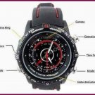 USA SHIPPER 16GB Waterproof Spy Watch Camera DVR Video Recorder &CHARGER &CABLE