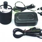 US Door Contact Microphone Super Wall Door Spy Audio  Listening Device