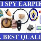 EarPiece Bug Device Spy Mini Covert Mobile Invisible Phone Wireless BLUETOOTH US