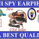 Ear Piece Bug Device Spy Mini Gadget Covert Mobile Invisible Phone Wireless MAGN