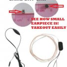Wireless Earphone FOR ANDROID CHEAT TEST SPY DEVICE Hidden Ear Piece Bug Device
