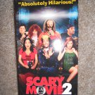 Scary Movie 2 VHS tape - Used