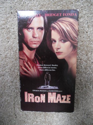 Iron Maze VHS Tape - Used