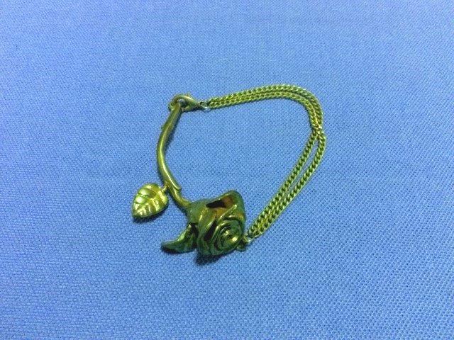 Brass barcelet