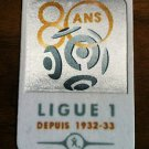 LIGUE ONE 1 FRENCH FOOTBALL LEAGUE PATCH BADGE PARCHE LOGO TOPPA