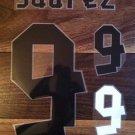 LUIS SUAREZ 9 URUGUAY HOME 2013 2014 NAME NUMBER SET NAMESET KIT PRINT