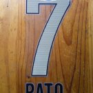 PATO 7 CORINTHIANS HOME 2013 2014 NAME NUMBER SET NAMESET KIT PRINT
