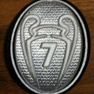 AC MILAN 7 TIMES CHAMPIONS LEAGUE WINNERS TROPHY PATCH BADGE PARCHE LOGO TOPPA