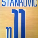 STANKOVIC 11 INTER AWAY UCL 2002 2004 NAME NUMBER SET NAMESET KIT PRINT
