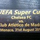 MATCH DETAILS CHELSEA FC VS CLUB ATLETICO DE MADRID MONACO 31 AUGUST 2012