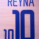 CLAUDIO REYNA 10 UNITED STATES HOME WC 2002 NAME NUMBER SET NAMESET KIT PRINT