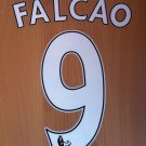 FALCAO 9 MANCHESTER UNITED MAN UTD MUFC HOME 2014 2015 NAME NUMBER SET NAMESET KIT PRINT FOOTBALL