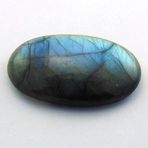 114 Carat Large Size Natural LABRADORITE Gemstone Oval Shape 31x47mm ST30
