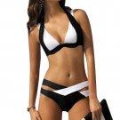 2016 Sexy Bathing Beachwear Women Bikini Set Bandage Push-Up Padded Swimwear