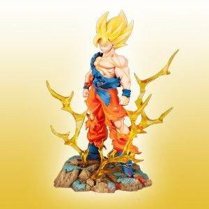 F/S New Dragon Ball Kai Ichibankuji Super Saiyan Son-Goku Figure