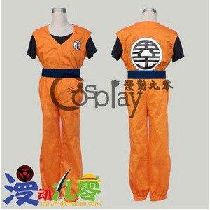 F/S New Dragon Ball Son-Goku Kaioh Dogi cosplayer Size Selectable (Made-to-order)