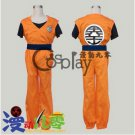 F/S New Dragon Ball Son-Goku Kaioh Dogi cosplayer Size Selectable (Made-to-order)
