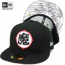 F/S NEW NEWERA cap NEW ERAxDRAGON BALL collaboration DragonBall Evil [Size: 59.6 cm]