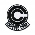 F/S NEW Patch: Dragon Ball Z - Capsule Corp. Symbol Iron emblem (the 6-10cm North America ver 07)
