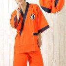 F/S New Dragon Ball Jinbei cosplayer M Size
