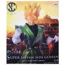 F/S New Dragon Ball Z SCultures COLOSSEUM Great Saiya Man Figure [Package Damaged]