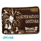 F/S NEW Dragon Ball - Sepia fleece blanket (Gotenks Super Saiyan 3)
