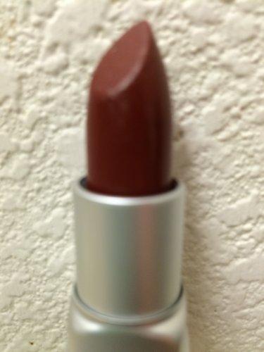 Arbonne JAM Lipstick older matte cream -dark wine burgundy brown, vegan DISCONTINUED